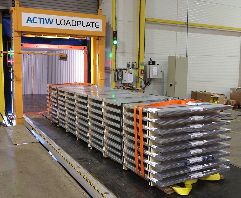 ACTIW Load Plate